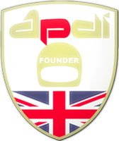 APDI FOUNDER MEMBER PIN BADGE