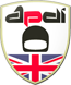 APDI MEMBER BADGE ACTUAL SIZE